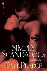 Cover Simply Scandalous