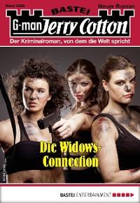 Cover Jerry Cotton 3288 - Krimi-Serie