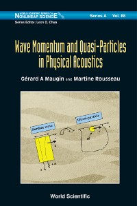Cover Wave Momentum And Quasi-particles In Physical Acoustics