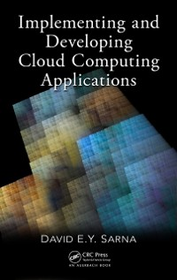 Cover Implementing and Developing Cloud Computing Applications