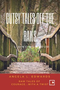 Cover Gutsy Tales Off the Rails