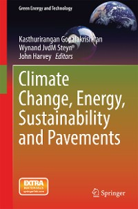 Cover Climate Change, Energy, Sustainability and Pavements