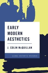 Cover Early Modern Aesthetics