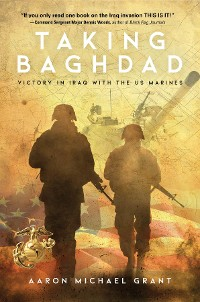 Cover TAKING BAGHDAD