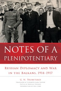 Cover Notes of a Plenipotentiary