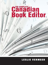 Cover The Complete Canadian Book Editor