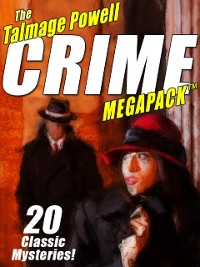 Cover Talmage Powell Crime MEGAPACK (R)
