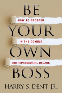 Cover Be Your Own Boss