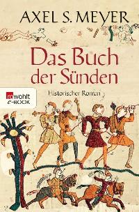 Cover Das Buch der Sünden