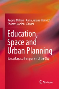 Cover Education, Space and Urban Planning