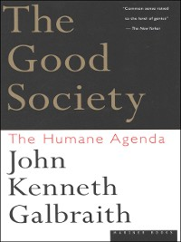 Cover The Good Society