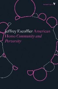 Cover American Homo