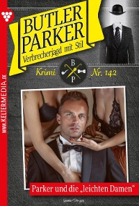 Cover Butler Parker 142 - Kriminalroman