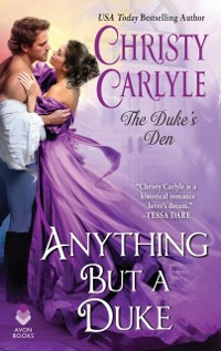 Cover Anything But a Duke