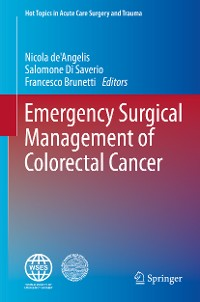 Cover Emergency Surgical Management of Colorectal Cancer