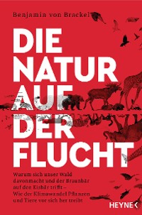 Cover Die Natur auf der Flucht