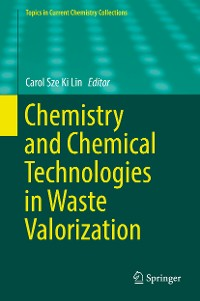 Cover Chemistry and Chemical Technologies in Waste Valorization