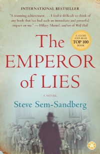 Cover Emperor of Lies