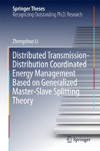 Cover Distributed Transmission-Distribution Coordinated Energy Management Based on Generalized Master-Slave Splitting Theory