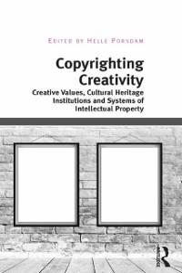 Cover Copyrighting Creativity