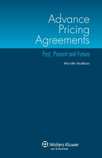 Cover Advance Pricing Agreements