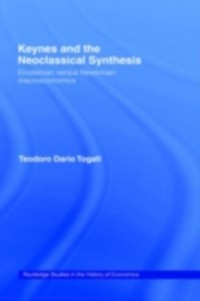 Cover Keynes and the Neoclassical Synthesis