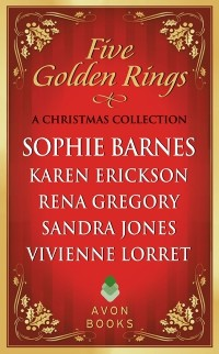 Cover Five Golden Rings