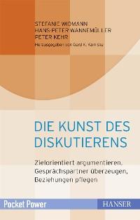 Cover Die Kunst des Diskutierens