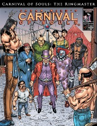 Cover Carnival of Souls: The Ringmaster
