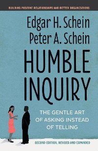 Cover Humble Inquiry, Second Edition