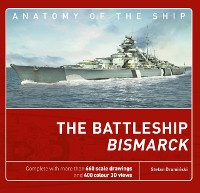 Cover Battleship Bismarck