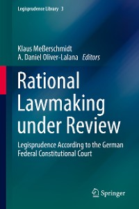 Cover Rational Lawmaking under Review