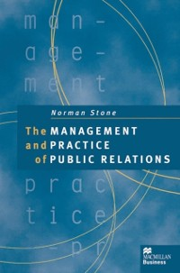 Cover Management and Practice of Public Relations