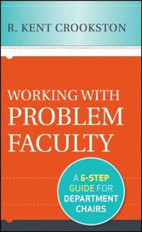 Cover Working with Problem Faculty
