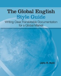 Cover Global English Style Guide