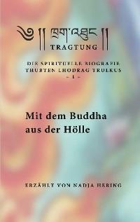 Cover Mit dem Buddha aus der Hölle