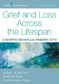 Cover Grief and Loss Across the Lifespan