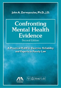 Cover Confronting Mental Health Evidence