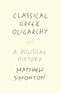 Cover Classical Greek Oligarchy