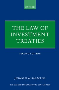 Cover Law of Investment Treaties