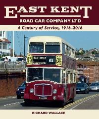 Cover East Kent Road Car Company Ltd
