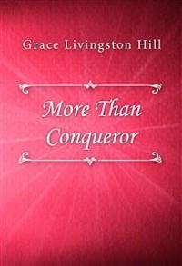 Cover More Than Conqueror