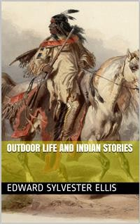 Cover Outdoor Life and Indian Stories