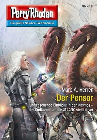 Cover Perry Rhodan 2831: Der Pensor