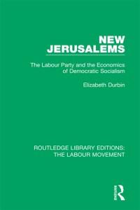 Cover New Jerusalems