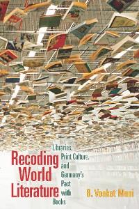 Cover Recoding World Literature