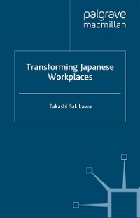 Cover Transforming Japanese Workplaces