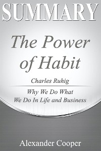 Cover Summary of The Power of Habit