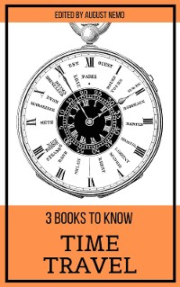 Cover 3 books to know Time Travel