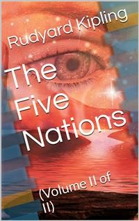Cover The Five Nations, Volume II (of 2)